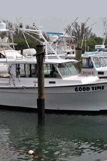 Contact Jupiter Florida 39 S Deep Sea Fishing Boat Good Time