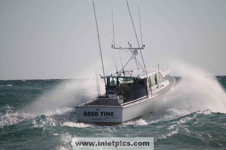 Jupiter Florida Weather From Good Time Charter Fishing